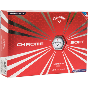 Callaway Chrome Soft - In House
