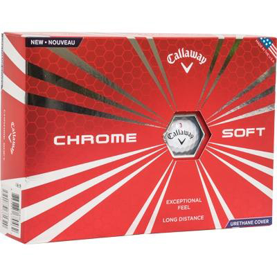 Callaway Chrome Soft - Factory Direct