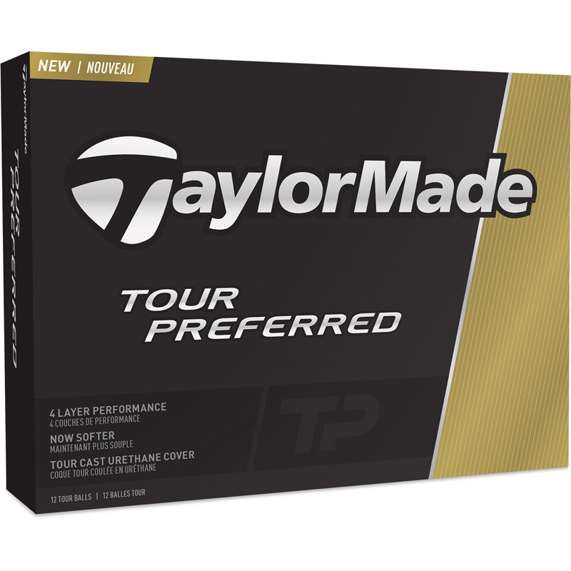TaylorMade Tour Preferred Golf Balls - Factory Direct